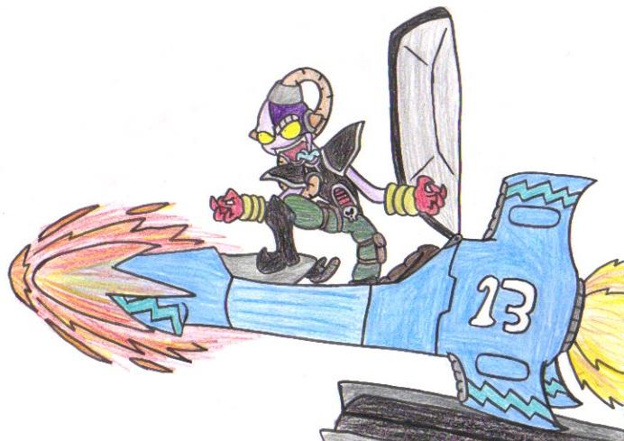 MM-24- Zoda by RocketDerek