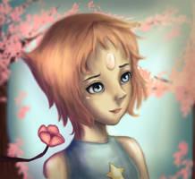 Pearl Steven Universe by Wolfienix