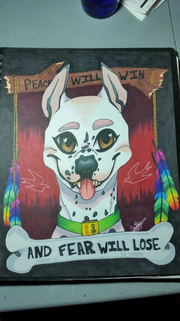 Losing Fear by DamonTheDeer