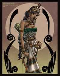 Collab: Zenobia by asa-bryndis