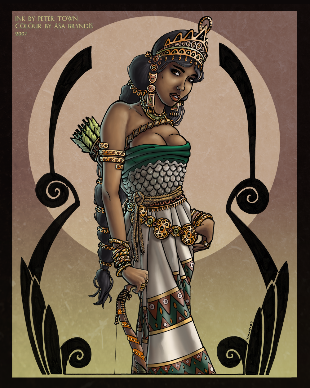 Collab: Zenobia by asa-bryndis