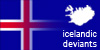 icelandic-deviants logo by asa-bryndis