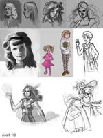 Sketch Dump V by asa-bryndis