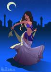 Arabian Nights by asa-bryndis