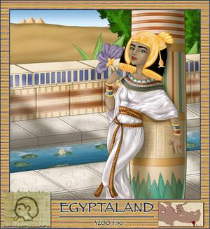 Alphabet series: Egypt