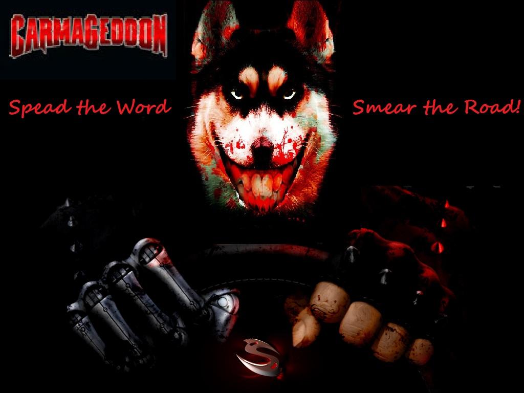Carmageddon Smile Edition by s0undw4v3ultra02