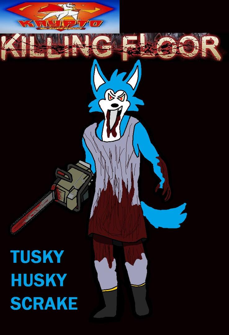 Tusky Scrake by s0undw4v3ultra02