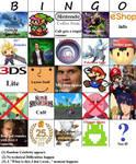 E3 Bingo Card: Nintendo