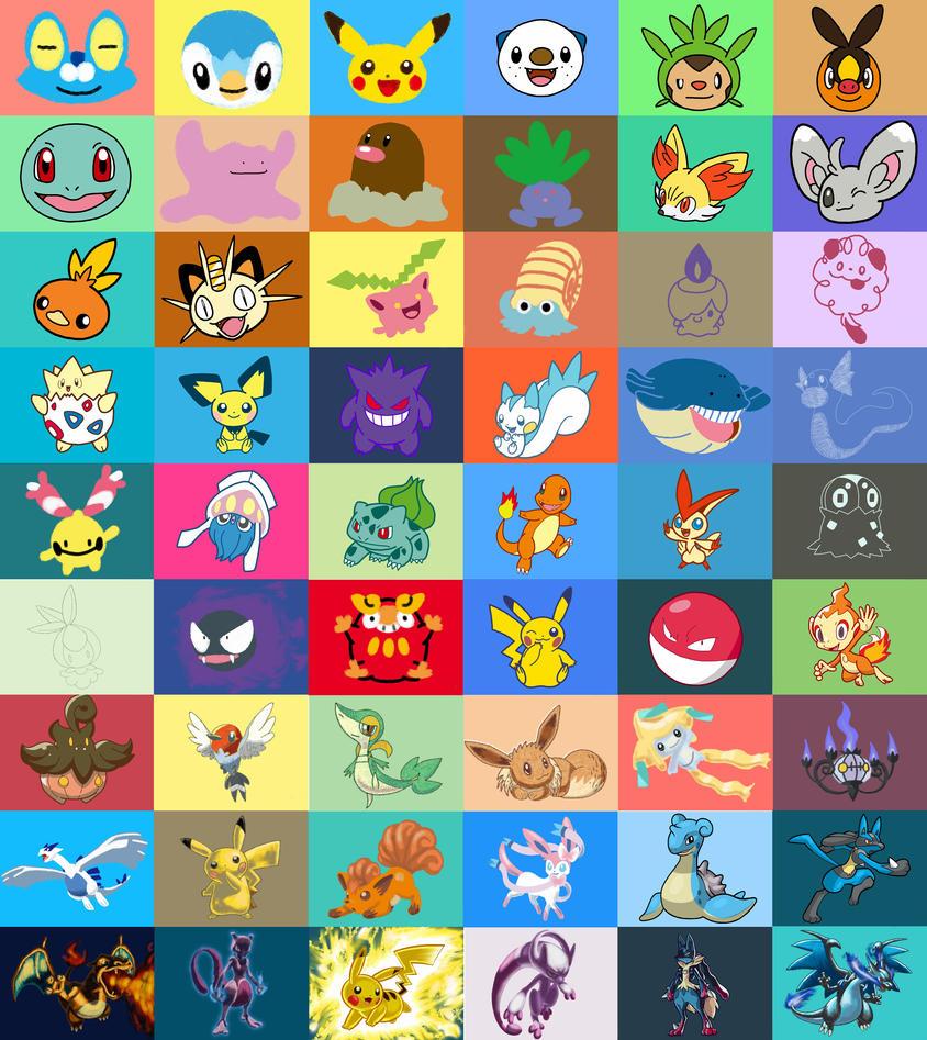 Pokemon Art Academy Images Pokémon Art Academy 3ds
