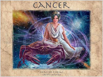 Cancer by LorenzoDiMauro