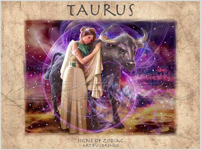 Taurus by LorenzoDiMauro
