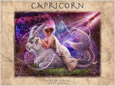 Capricorn by LorenzoDiMauro