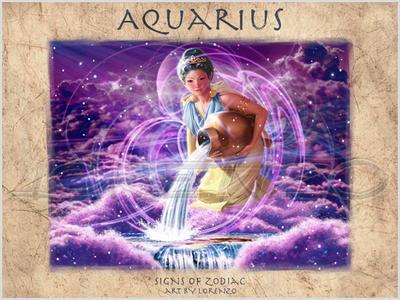 Aquarius by LorenzoDiMauro