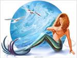 Drak Mermaid