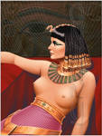 Cleopatra by LorenzoDiMauro