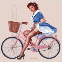 Bellezze in Bicicletta by LorenzoDiMauro