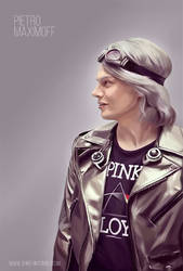 Quicksilver by Shiro-Rin