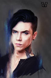 Andy Biersack by Shiro-Rin