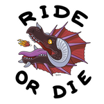 Onyxia - Ride or die - Commission by shaleneobscene