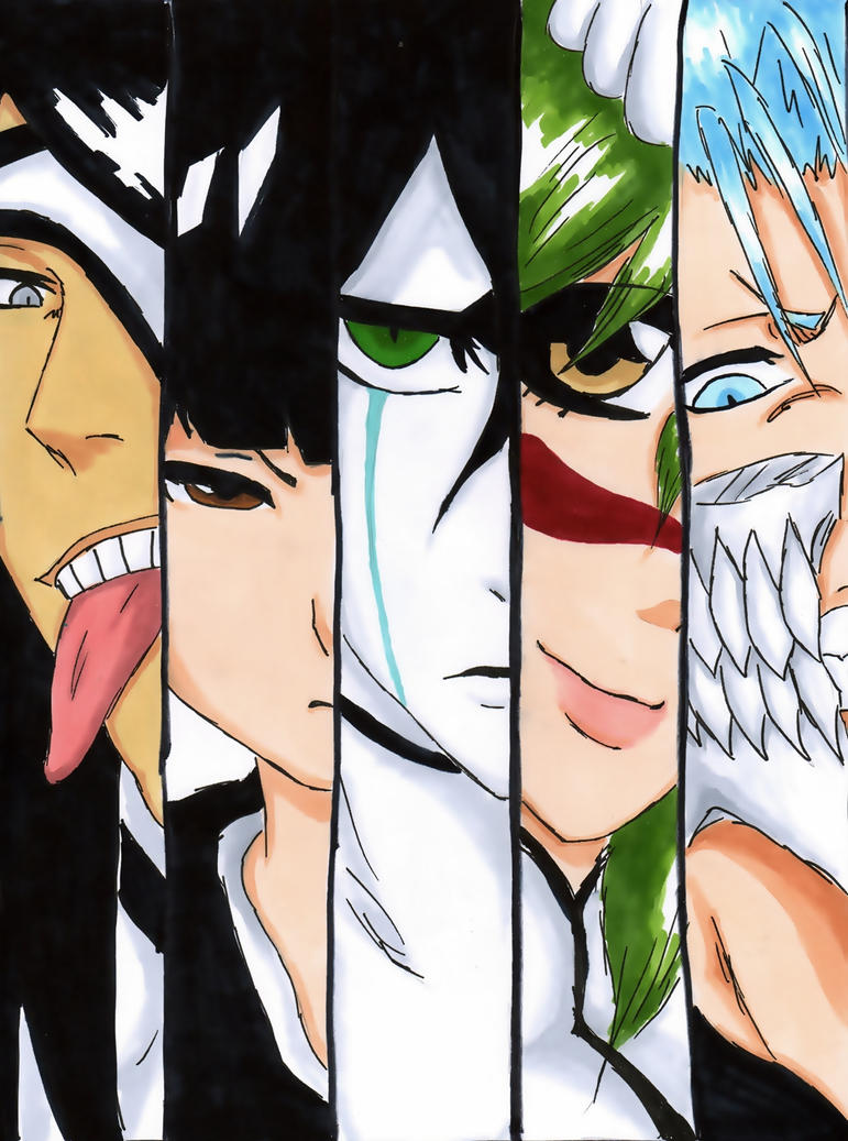 Bleach ...Fanfic-pic by Bambily