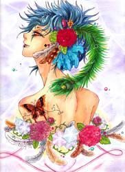 Peacock by toboewolf1