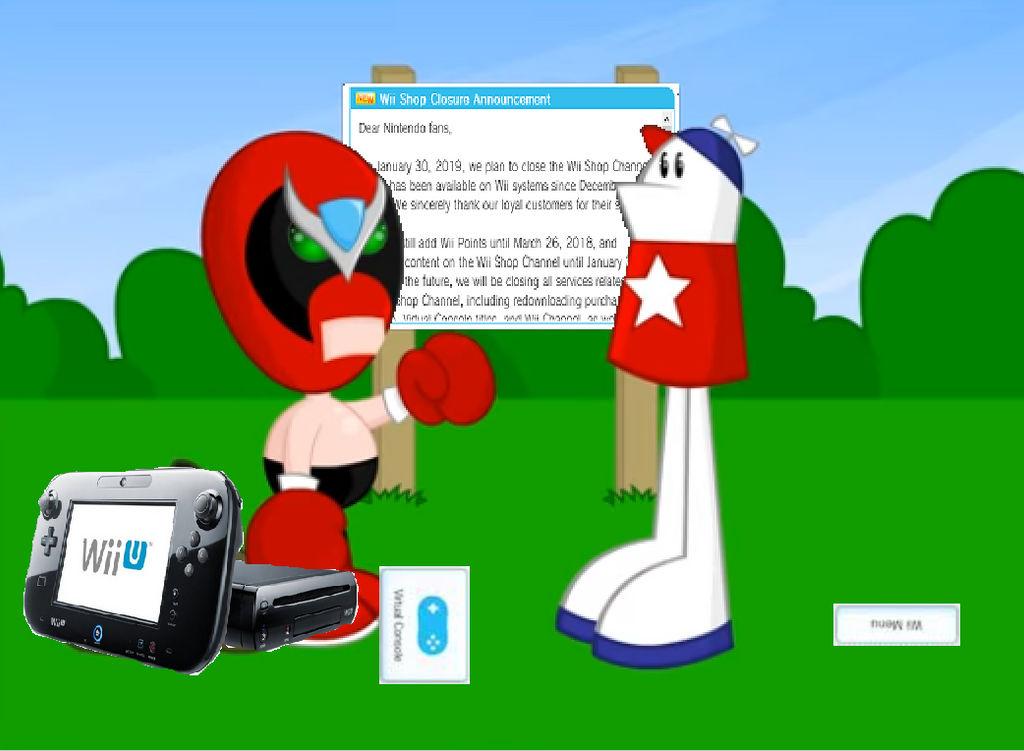 Homestar Runner: Wii Shop Channel is Dead! by JIMATION-AKA