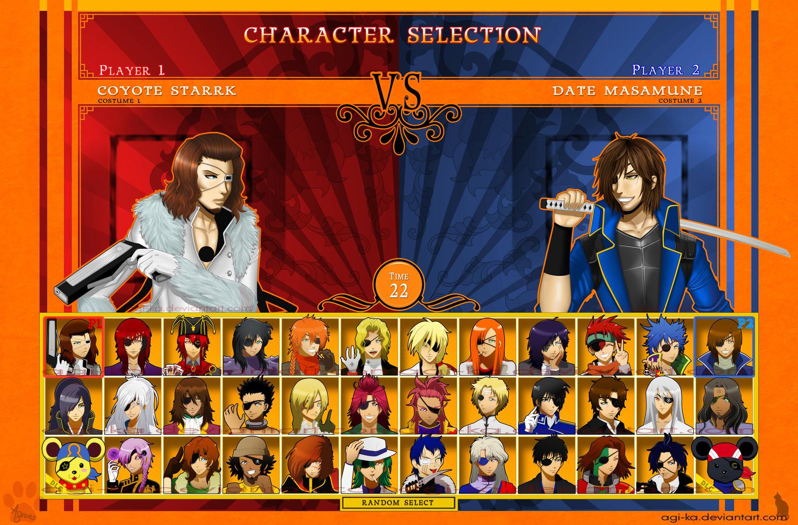 Gantai Combat by Agi-ka