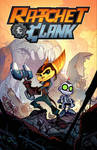 Ratchet + Clank Issue 1