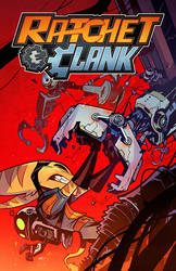 Ratchet + Clank Issue 2 by CreatureBox