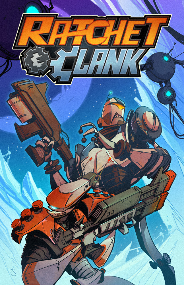 Ratchet + Clank Issue 3 by CreatureBox