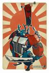 Optimus Samurai