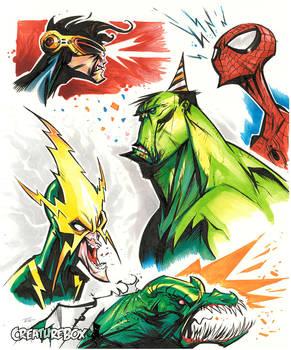 Marvel Grabbag