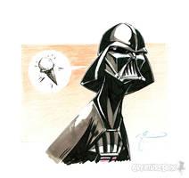 Vader by CreatureBox