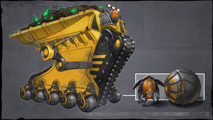 Kerchu Carrier by CreatureBox