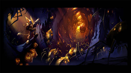 Ratchet and Clank Concept