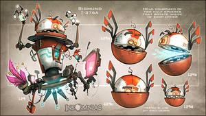 Sigmund by CreatureBox