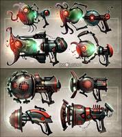 Heavy Metal 2 by CreatureBox