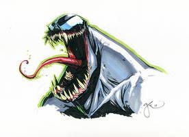 Venom Returns by CreatureBox