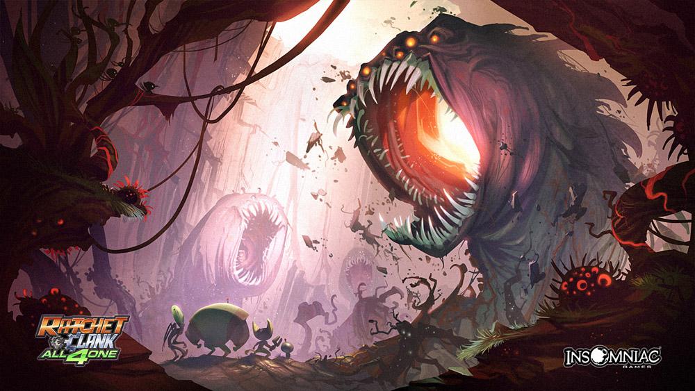 The Evil Beneath by CreatureBox