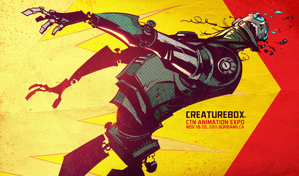 CreatureBox at CTNX by CreatureBox