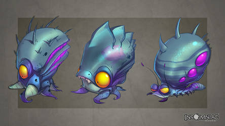 Ratchet and Clank: Zombie Jellyfish by CreatureBox