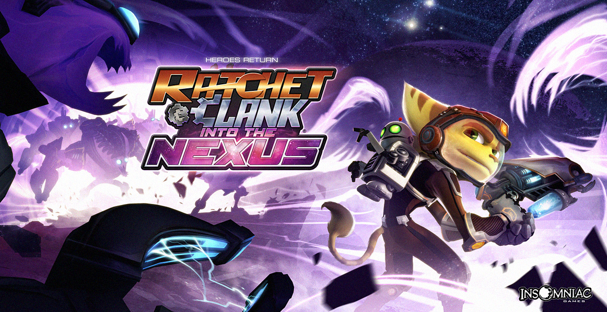 Ratchet and Clank: Into the Nexus, Available Now! by CreatureBox
