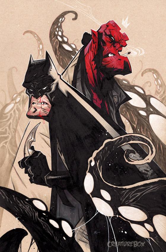 Devils of Heroescon 2016 by CreatureBox