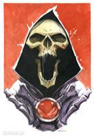 Skeletor: HeroesCon AA-516 by CreatureBox