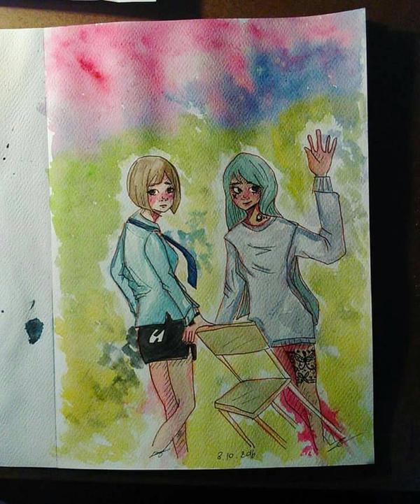 Friendships by ZINNYFILL
