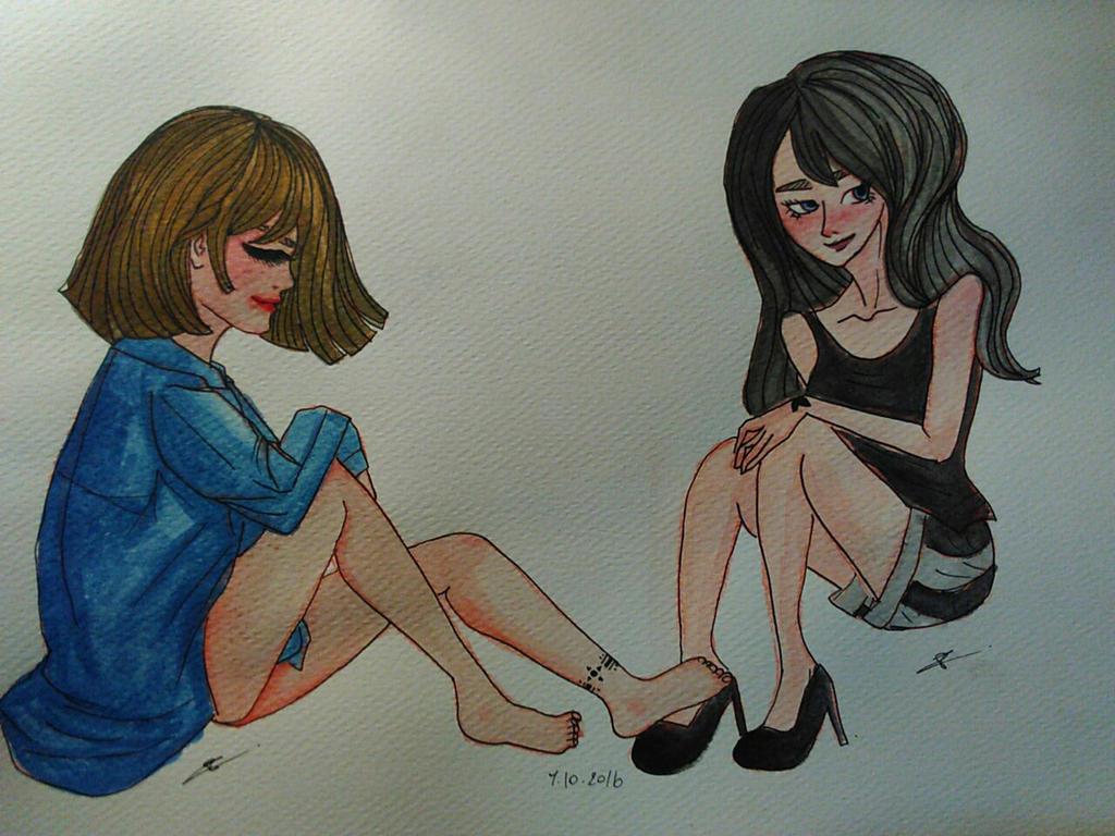 befriend by ZINNYFILL