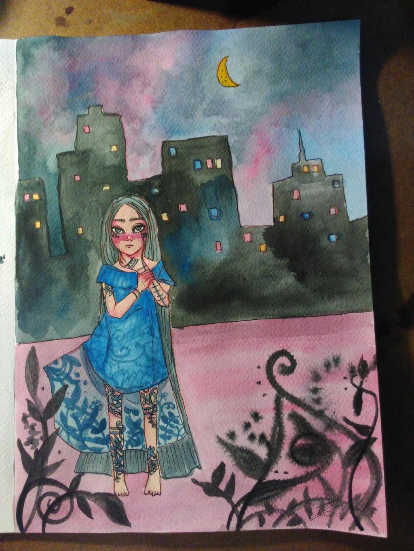 High  Dawn by ZINNYFILL