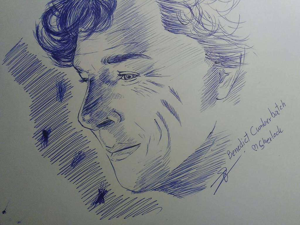 Sherlock by ZINNYFILL