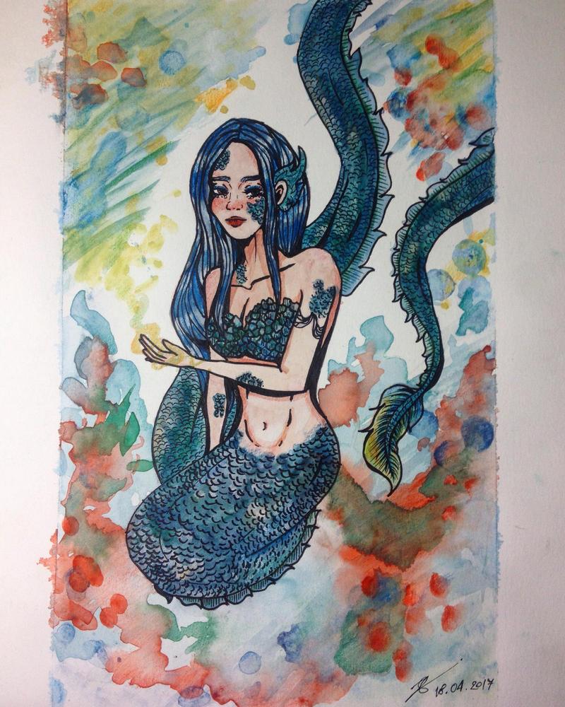 Naga by ZINNYFILL