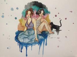 Pretty Girls by ZINNYFILL